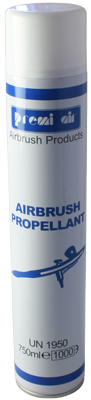 Propellant 750ml CFC Free