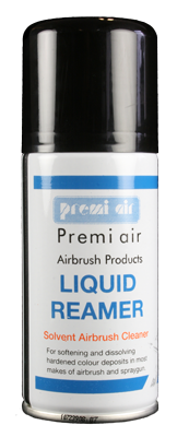 Premi Air Liquid Reamer Airbrush Cleaner (150ml) Aerosol