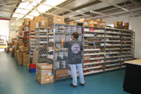 Airbrush Company warehouse, Lancing