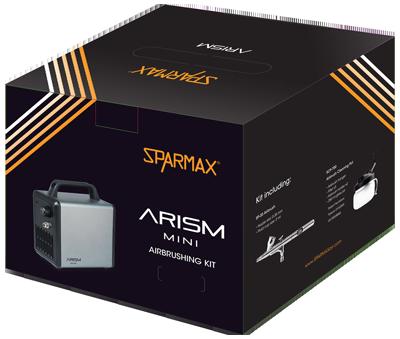 Sparmax ARISM Mini Kit (Royal Blue)