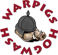 Warpigs Pigments