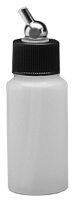 1oz (28ml) high strength translucent cylinder bottle
