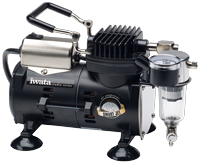 Iwata Studio Series Smart Jet compressor