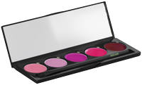 Airbase Lip Gloss Palette Particularly Pink