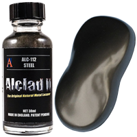 Alclad II Steel (30ml)