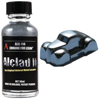 Alclad II Chrome for Lexan (30ml)