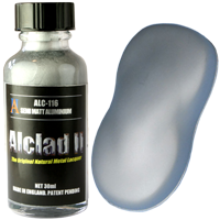 Alclad II Semi Matt Aluminium (30ml)