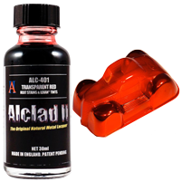 Alclad II Transparent Red (30ml)