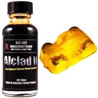 Alclad II Transparent Yellow (30ml)