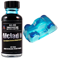 Alclad II Transparent Blue (30ml)