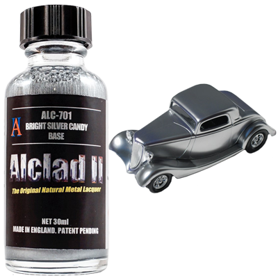 Alclad II Candy Bright Silver Base (30ml)