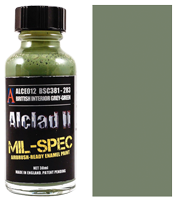 Alclad II British Interior Grey Green (30ml)