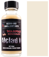 Alclad II Warpigs Hogwash Sand & Light Earth (30ml)