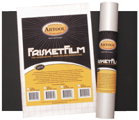 Artool Frisket Film Matte (25cm x 3.65m) [NEW | CLEARANCE STOCK]