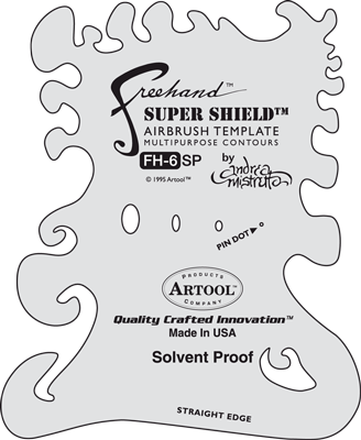 Andrea Mistretta\'s Super Shield