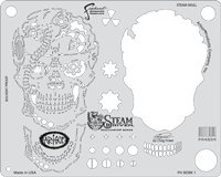 Craig Fraser's Steam Driven Steam Skull