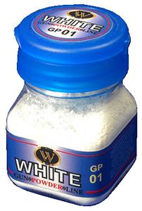 Wilder Gunpowder Line White (50ml)