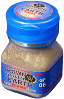 Wilder Gunpowder Line Brown Russian Earth (50ml)