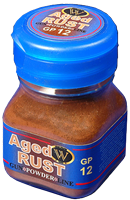 Wilder Gunpowder Line Aged Rust (50ml)
