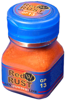 Wilder Gunpowder Line Red Rust (50ml)