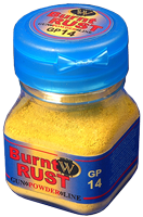Wilder Gunpowder Line Burnt Rust (50ml)