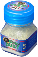 Wilder Gunpowder Line Grey Dust (50ml)