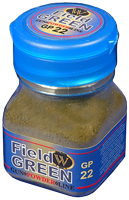 Wilder Gunpowder Line Field Green (50ml)
