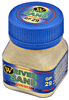 Wilder Gunpowder Line River Sand (50ml)