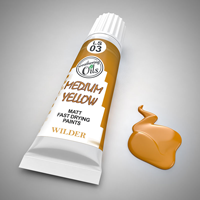 Wilder Weathering Oils Medium Yellow (20ml)