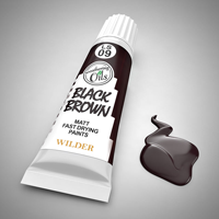 Wilder Weathering Oils Black Brown (20ml)