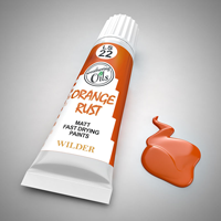 Wilder Weathering Oils Orange Rust (20ml)