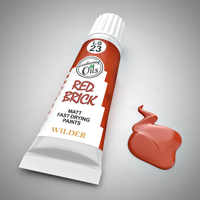 Wilder Weathering Oils Red Brick (20ml)
