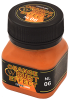 Wilder NitroLine Orange Rust Effect (50ml)