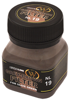Wilder NitroLine Grey-Brown Filter (50ml)