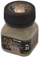 Wilder NitroLine Dark Road Clay Effect (50ml)