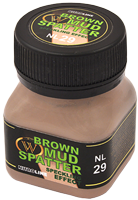 Wilder NitroLine Brown Mud Spatter Speckling (50ml)