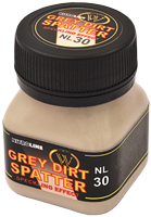 Wilder NitroLine Grey Dirt Spatter Speckling (50ml)