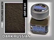 Wilder Dark Russian Fine Textured Earth (50ml)