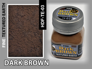 Wilder Dark Brown Fine Textured Earth (50ml)