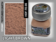 Wilder Light Brown Stony Textured Earth (50ml)