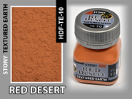 Wilder Red Desert Stony Textured Earth (50ml)