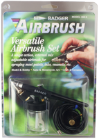 Badger Versatile Airbrush Blister Pack (350 model)