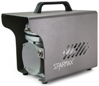 Sparmax Zeta with Smart-Stop Hanger