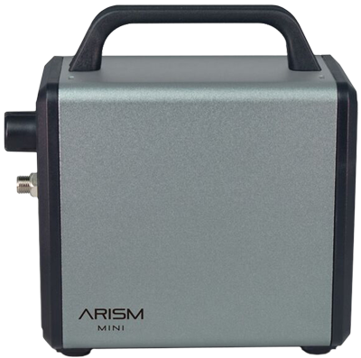 Ref: CARMINIKITGREY Cosmic Grey Sparmax ARISM Mini Airbrush Kit
