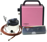 Sparmax ARISM Mini Kit (Sakura Pink) [EX-DEMO | DAMAGED PACKAGING]