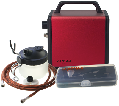 Sparmax ARISM Mini Kit (Burgundy Red)