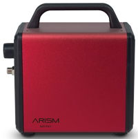 Sparmax ARISM Mini Compressor (Burgundy Red)