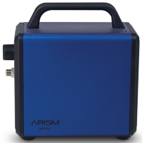 Sparmax ARISM Mini Compressor (Royal Blue)