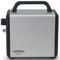 Sparmax ARISM Mini Compressor (Star Silver)