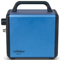 Sparmax ARISM Mini Compressor (Sky Blue)